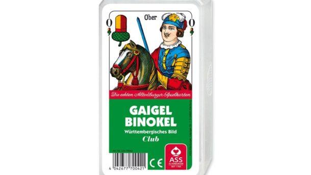 Kartenspiel Binokel
