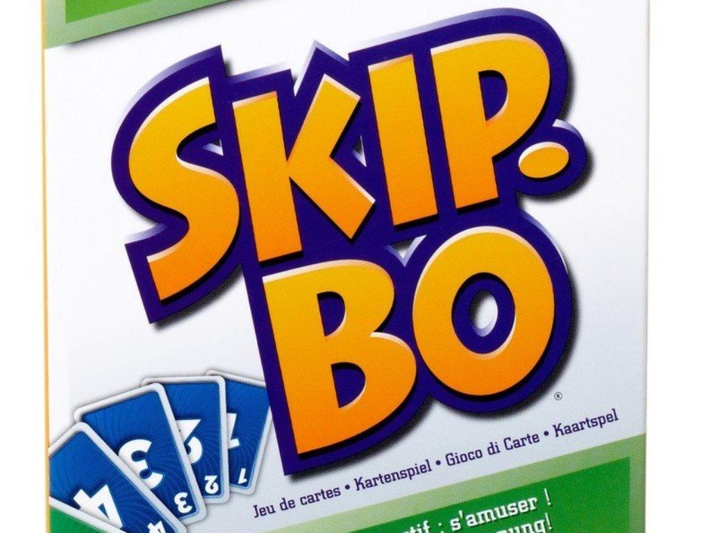 Skip Bo Kartenspiel Anleitung