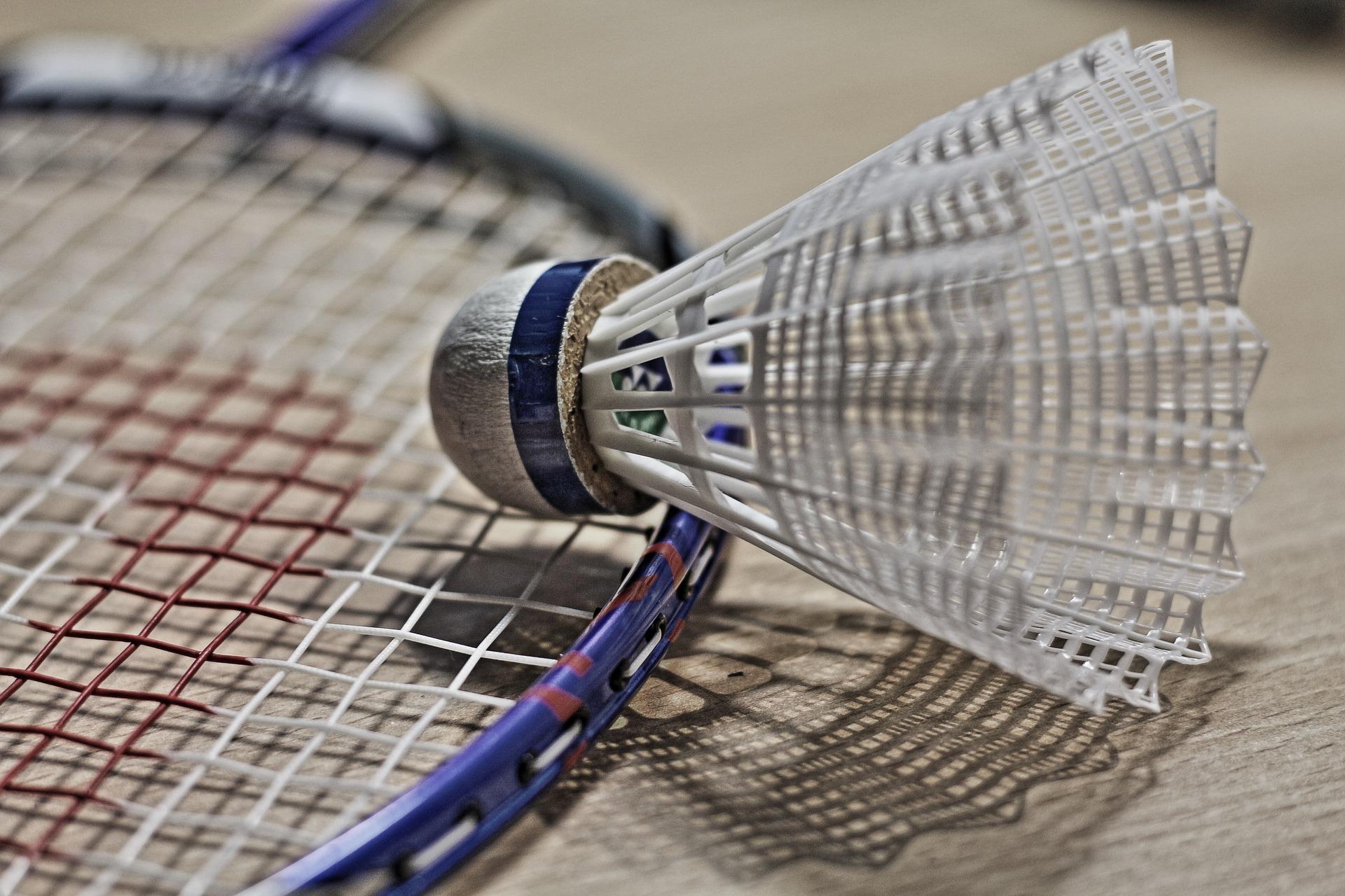 Badminton Regeln 1
