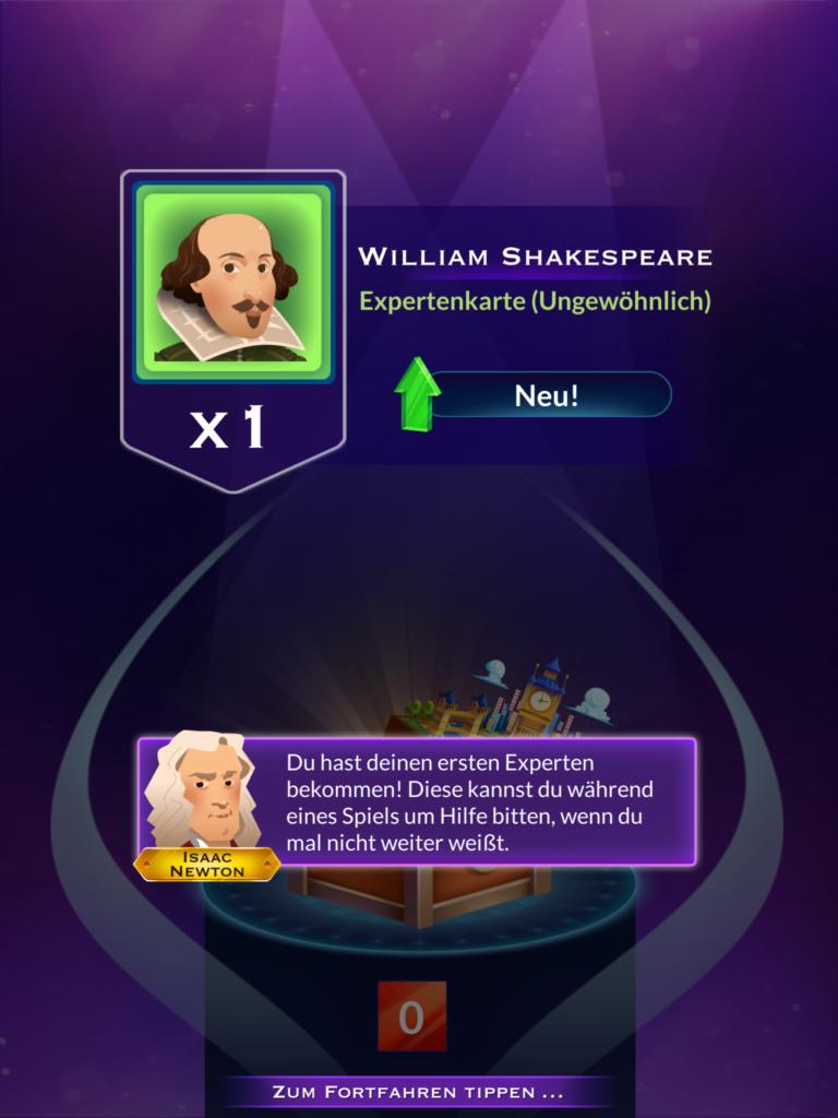 Wer wird Millionär App 16