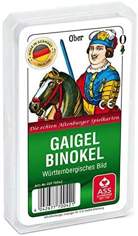 Gaigel: Spielregeln und Anleitung 3